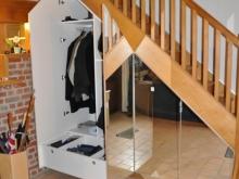 Meuble sous-escalier