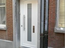 Remplacement d'une porte d'entrée